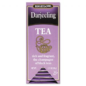 TEA,BIGELOW,DARJEELING