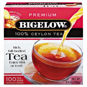 TEA,BIGELOW PREM,100/BX