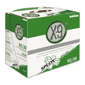 Boise� X-9� SPLOX� Paper Delivery System