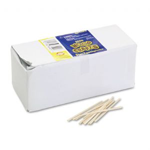 Chenille Kraft® Flat Wood Toothpicks