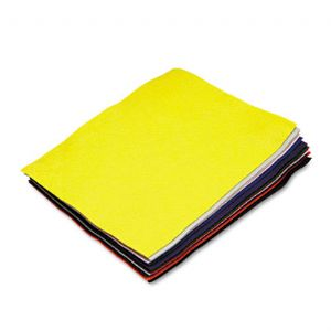 FELT,SHEETS,9X12,12PK,AST