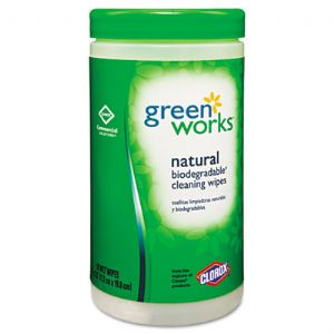 Green Works� Compostable Cleaning Wipes