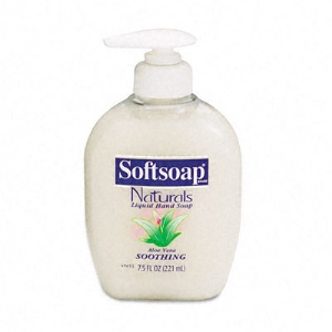 DISPENSER,SOFTSOAP,W/ALOE