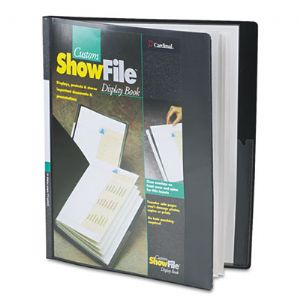 Cardinal� ShowFile� Presentation Book wi