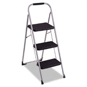 STEPSTOOL,3 STEP,FLDG,PLT
