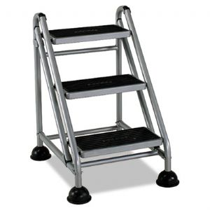 Cosco� Rolling Commercial Step Stool
