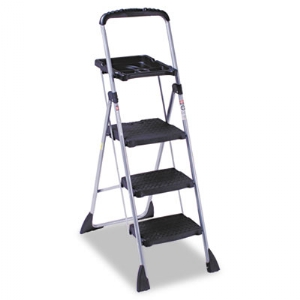 STEPSTOOL,FOLDING,3,BK
