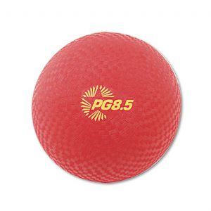 BALL,8.5&quot; PLAYGROUND ,RD