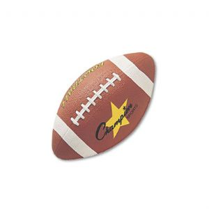 BALL,FOOTBALL,JR SIZE,BRN
