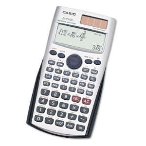 CALCULATOR,SCIENTFIC,SLV