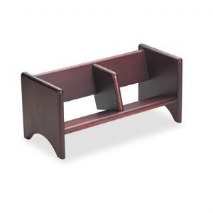 Carver� Wood Book Rack