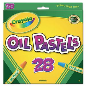 CRAYON,OIL STKS28/PK,PS