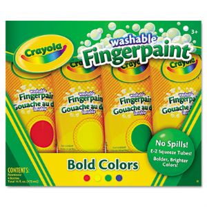 PAINT,FINGER,4CT,5 OZ,AST