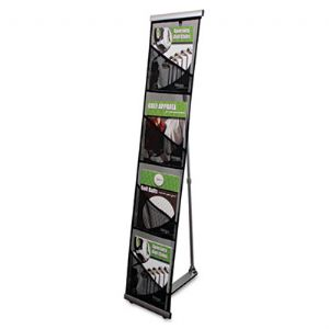 HOLDER,MESH FLOOR RACK,BK