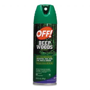 SPRAY,INSECT REPLLNT,6-OZ