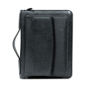 PLANNER,BREFCASE ZIP,BK