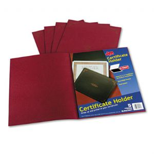 HOLDER,CERTIFICTE,5/PK,BY