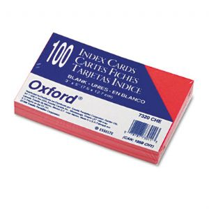 Oxford� Index Cards