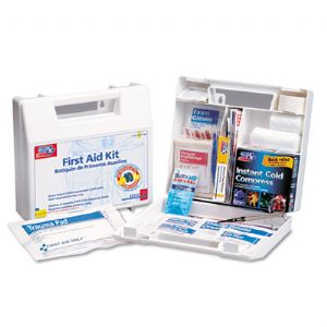 First Aid Only� 10 Person Bulk First Aid Kit