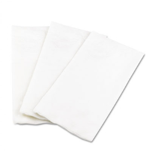 NAPKINS,DINNER,100/PK,WHT
