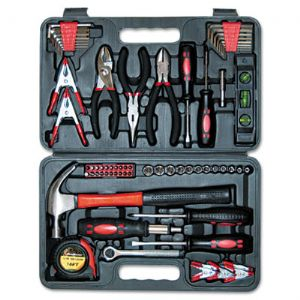 TOOLBOX,72 PC SET