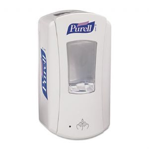 DISPENSER,PURELL LTX12,WH