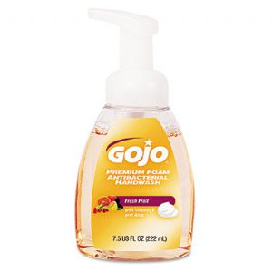 SOAP,FOAM ANTIBACTERIA,OE