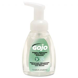 SOAP,FOAM,GREEN CERT,7.5-