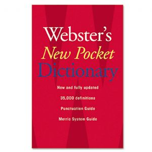 DICTIONARY,WBSTRS II,PCKT