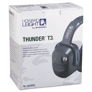 EARMUFF,THUNDER T3 DLCTRC