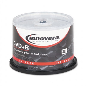 DISC,DVD+R,16X,4.7GB,50