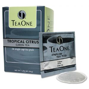 TEA,JAVA ONE,CITRUS GRN