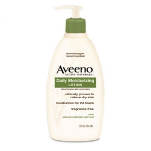 LOTION,AVEENO MOISTURIZIN