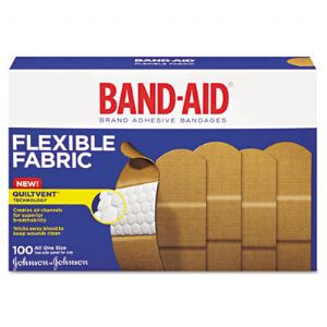 BAND-AID® Flexible Fabric Adhesive Banda