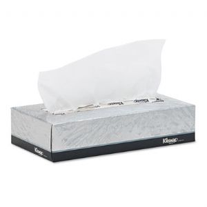 TISSUE,KLNX,12BX,125 SHTS