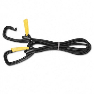STRAP,LOCKING BUNGEE,BK