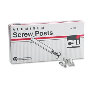 POST,SCREW,1/2IN,3/16 DIA