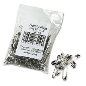 "PIN,SAFETY,1-1/2"",144/PK"