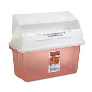 CONTAINER,5QT,DISP,DLX,RD