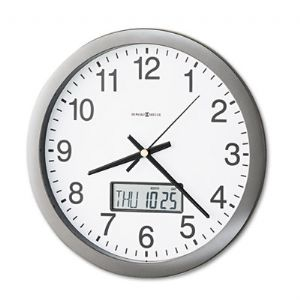 Howard Miller� Chronicle Wall Clock with