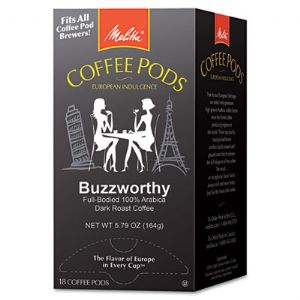 COFFEE,POD BUZZWORTHY