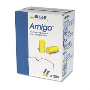 EARPLUGS,CLSC-SML,UNCLRD