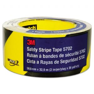 "TAPE,SAFE,BK/YW,2""X108FT"