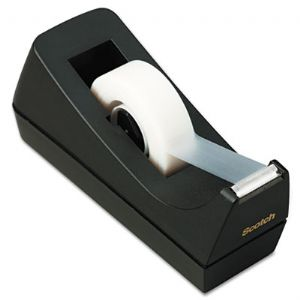 DISPENSER,TAPE,DESK,BK