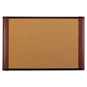 3M Widescreen Cork Board