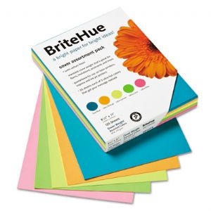 PAPER,BRTHUE,LTR,65#,AST