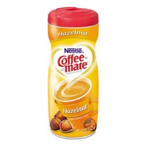 CREAMER,PWDR,HAZELNUT