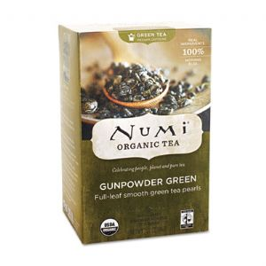 TEA,GUNPOWDER GREEN