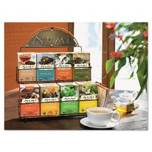 TEA,8FLAVORS,3BX EA+RACK