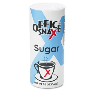 Office Snax� Sugar Canister